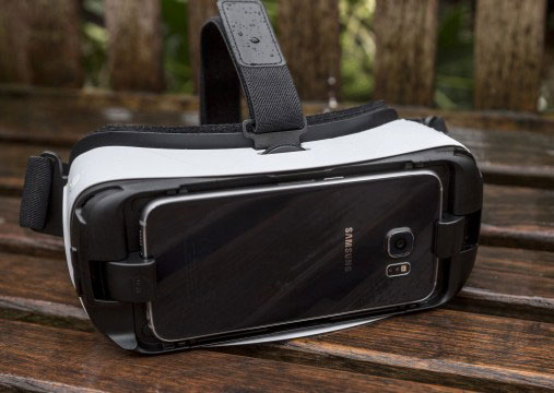gear vr camera for ar