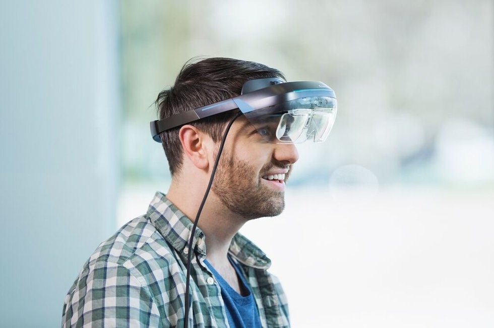 DreamGlass AR Headset