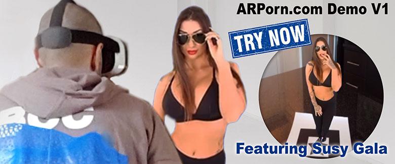 Augmented Reality porno