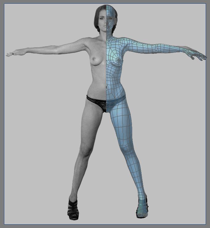 ar body scan